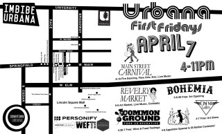 FRONT-Urbana-First-Fridays-Map