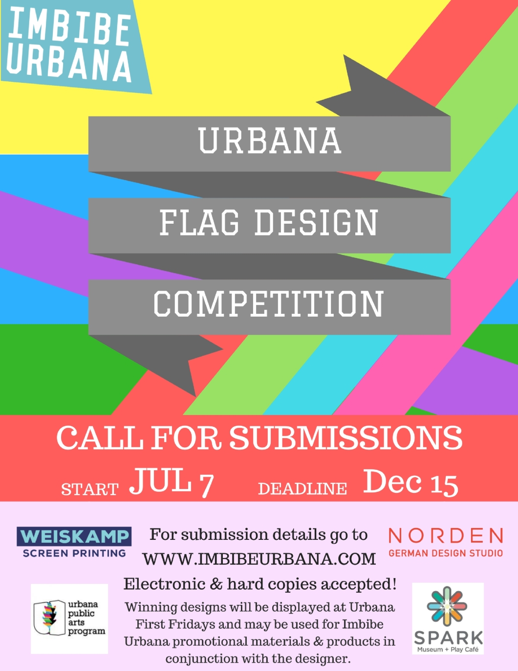 Urbana Flag Design Competition