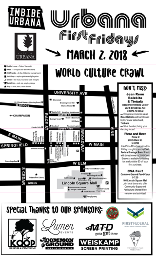 March Map